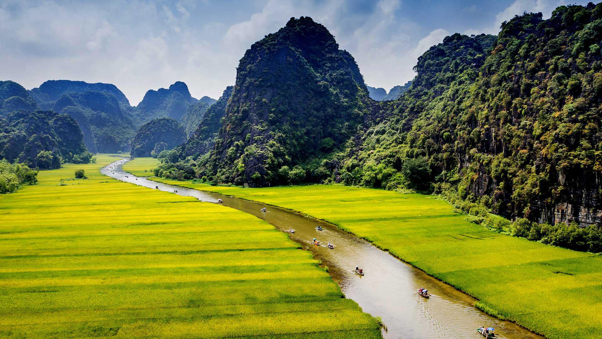 Giá vé và Kinh nghiệm tham quan Tam Cốc – Bích Động - Ninh Bình ...